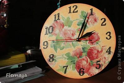 Часы и ваза фото 2