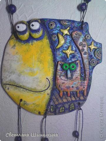 """Я как и многие очарована изделиями """"Цветной рыбы"""" Это рыбка повторюшка с сайта http://colourfish.ru/ фото 2"""