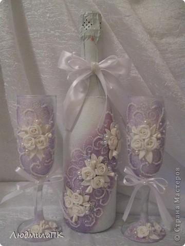 Вот такой набор получился. Можно, наверное, не только на свадьбу, но и на Новый год подарить :) фото 2