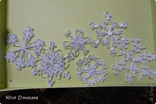 Первый снежинки фото 1