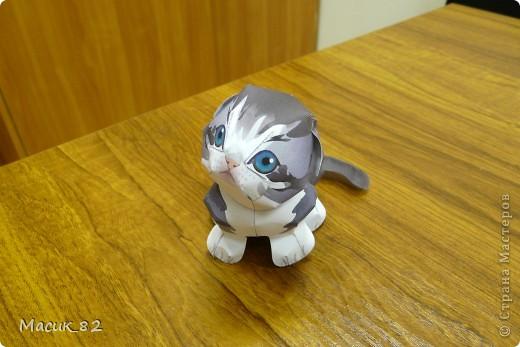 Мои бумажные животные фото 5