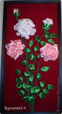 Розы. Картина. фото 1