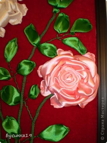 Розы. Картина. фото 2