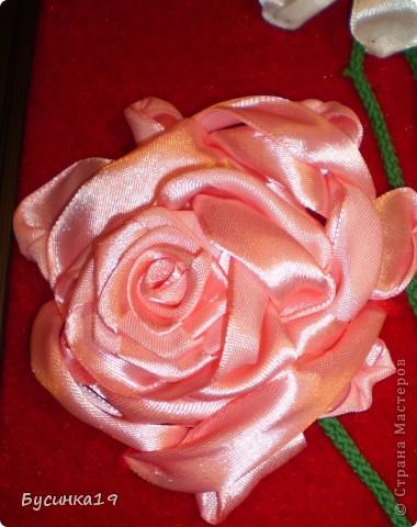 Розы. Картина. фото 5