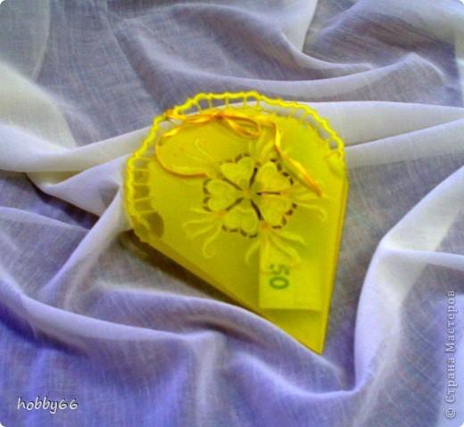 Подарочная упаковочка №1...  Пергамано. фото 2