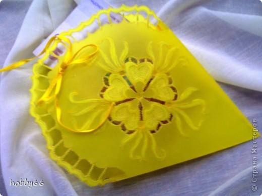 Подарочная упаковочка №1...  Пергамано. фото 1
