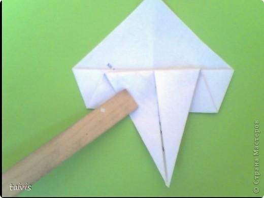 Птицы-оригами. фото 9