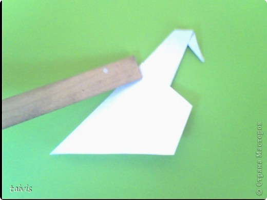 Птицы-оригами. фото 11