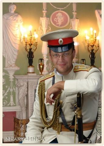 Белый офицер(мужа в образе) фото 1