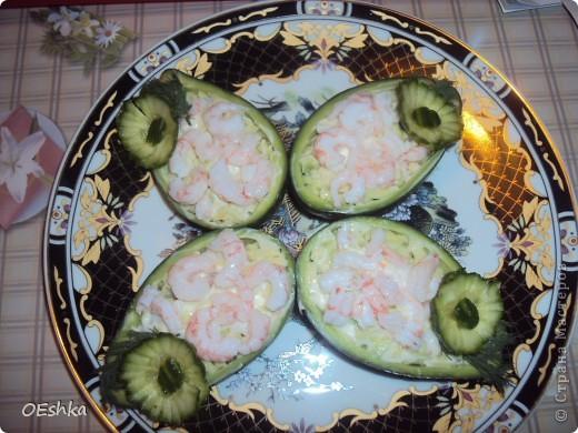 """Скоро Новый Год .Предлагаю приготовить такой салат.Сделать его очень легко,а выглядит он красиво и необычно.И еще ,он порционный,каждому гостю своя """"лодочка"""".  фото 9"""