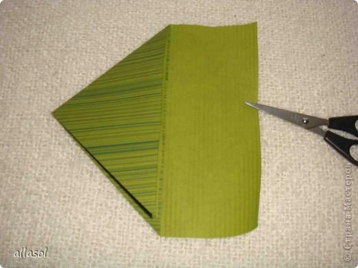 Очень понравились открытки (или конверты) с елочкой. Сделала образец. В понедельник будем делать с учениками. Хочу поделиться своей находкой с вами.  фото 5