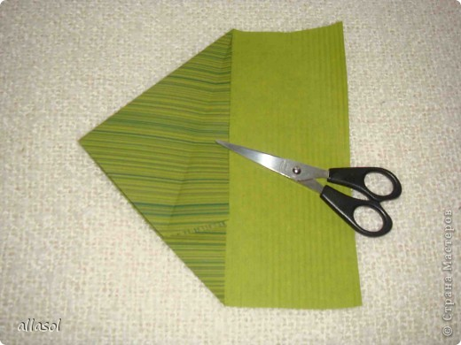Очень понравились открытки (или конверты) с елочкой. Сделала образец. В понедельник будем делать с учениками. Хочу поделиться своей находкой с вами.  фото 8
