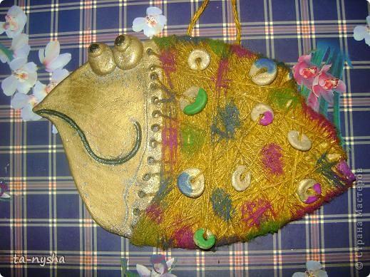 Ракушечная рыба - она нить №3 фото 3