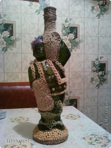 Бутылочка Винодел. фото 2
