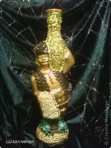 Бутылочка Винодел. фото 1
