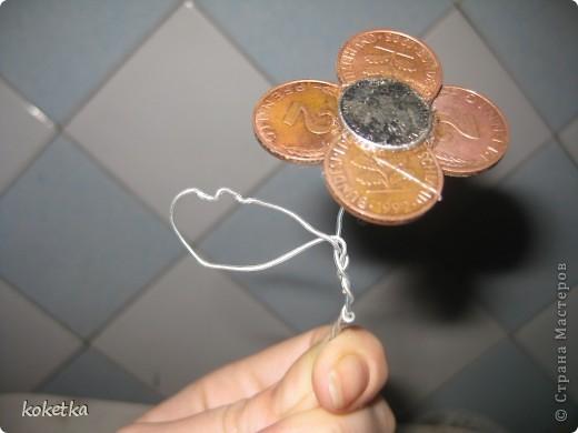 Вот и у меня есть денежное деревце (правда потом я подарю его на именины брату Николаю). фото 5