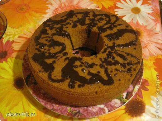Сегодня решили испечь кекс творожный.Он получается очень нежный и вкусный. фото 13