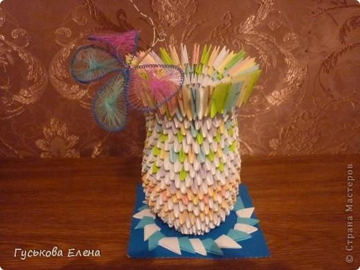 Модуль-ваза. фото 1