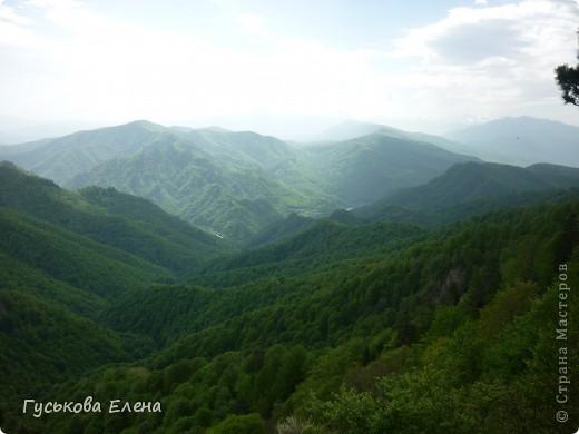 Предгорье Кавказских гор.