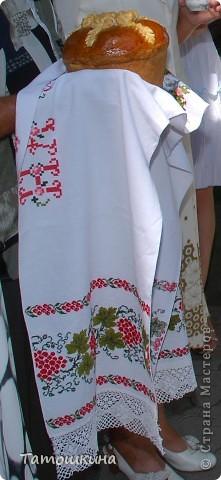 Мой свадебный рушник