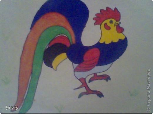 Некоторые рисунки из альбома. фото 18