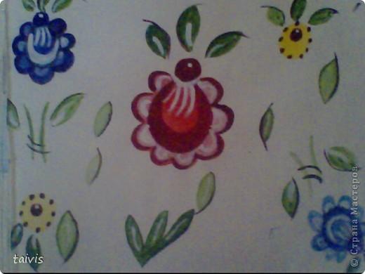 Некоторые рисунки из альбома. фото 17