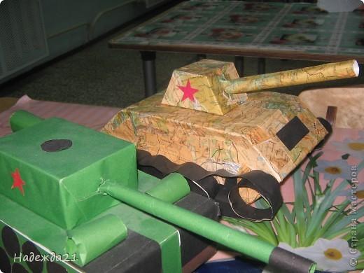 Броня крепка и танки наши быстры... фото 1