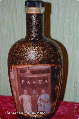 Декор бутылок. Выполнение на заказ к Вашему торжеству фото 2