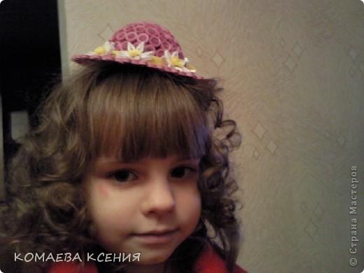 спасибо мастерицам страны, за идеи и подробные МК, решили с дочкой тоже сделать себе шляпку фото 3