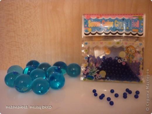 Как сделать растущие шарики в домашних условиях