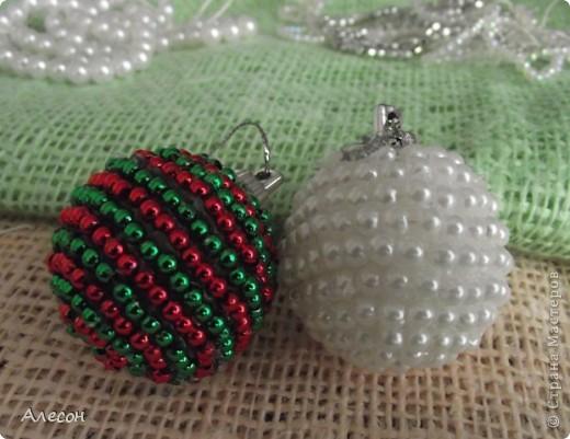 Декорируем  шарики фото 3