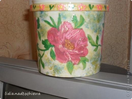 Горшочки для цветов фото 5