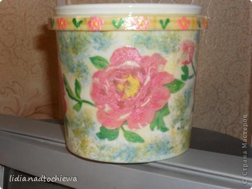 Горшочки для цветов фото 6