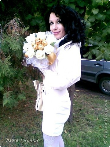 Мой свадебный сладкий букет фото 2