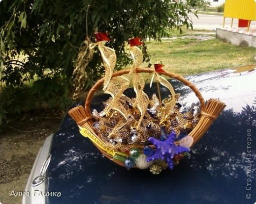 Кораблик с конфетами) фото 2
