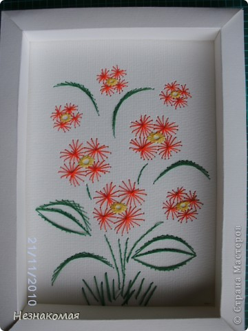 Оранжевые цветочки. фото 2
