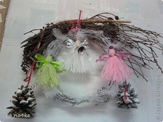 Рождественские ангелочки фото 1