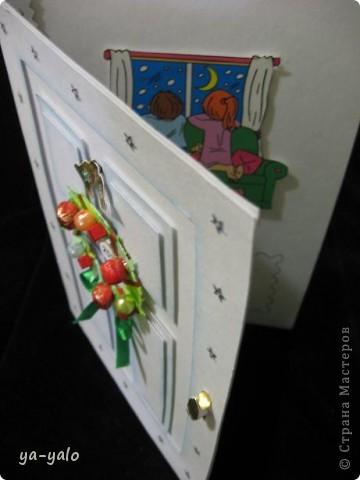 За какой дверью живет Новый год? Может быть, за этой? фото 7