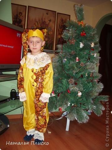 Мой маленький звездочёт - на фото Диме всего восемь месяцев, а скоро уж будет пятнадцать лет...  Раньше такого выбора новогодних костюмов не было, вот и создавали праздник своими руками...  фото 5