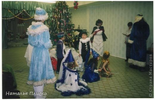 Мой маленький звездочёт - на фото Диме всего восемь месяцев, а скоро уж будет пятнадцать лет...  Раньше такого выбора новогодних костюмов не было, вот и создавали праздник своими руками...  фото 7