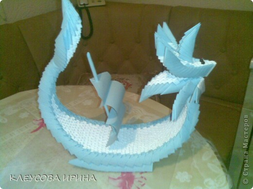 Кораблик-дракон
