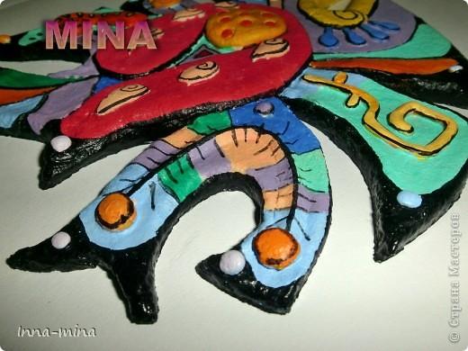 Рыбина заморская.  Копия с авторского батика  http://agneshka1969.gallery.ru/watch?ph=Juf-b8lgt фото 2