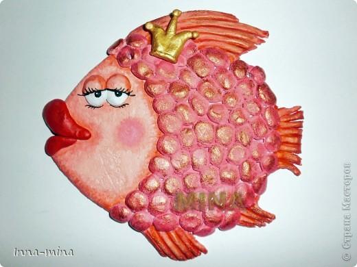 Рыбина заморская.  Копия с авторского батика  http://agneshka1969.gallery.ru/watch?ph=Juf-b8lgt фото 3