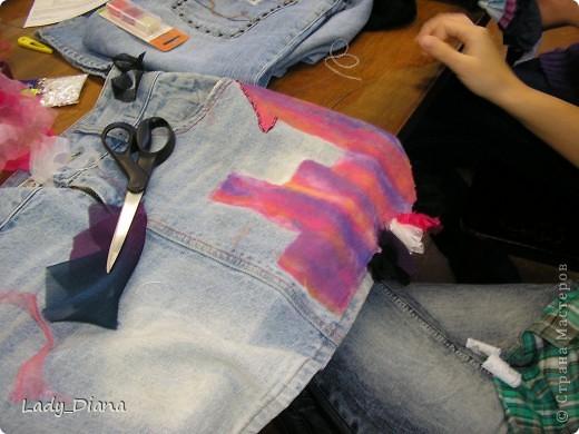Подготовка коллекции к дебютному показу нашего театра. фото 5