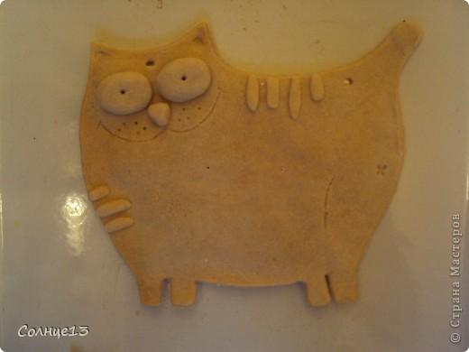 Хотелось бы поблагодарить Вишу за очаровательных котов, которые вдохновили меня на создание своего зверинца))) фото 1