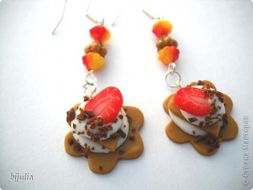 Новая порция украшений для сладкоежек:) фото 1