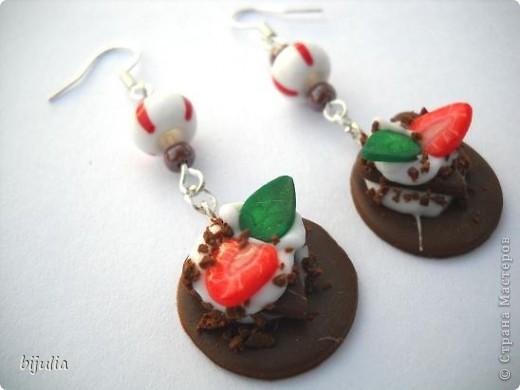 Новая порция украшений для сладкоежек:) фото 2