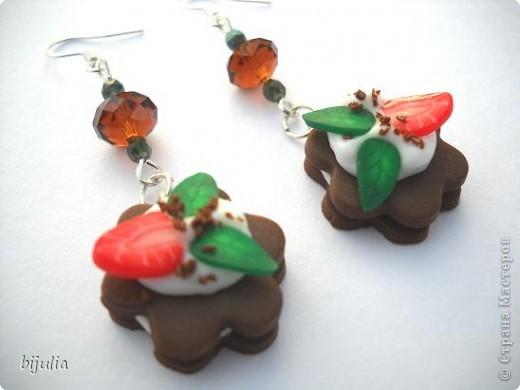 Новая порция украшений для сладкоежек:) фото 3