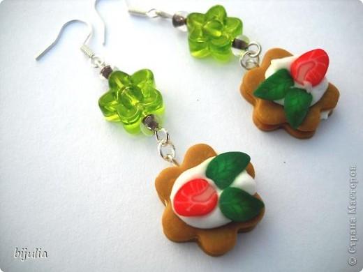 Новая порция украшений для сладкоежек:) фото 5