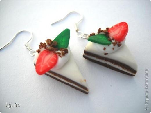 Новая порция украшений для сладкоежек:) фото 6